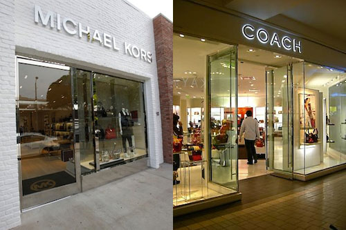 cbb2804d84f3 Ever compared Michael Kors and Coach